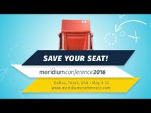Embedded thumbnail for Meridium Conference 2016 - A Gameplan For Your Assets